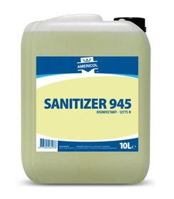 Sanitizer 945 can 10 ltr