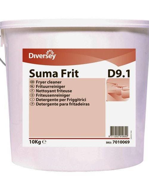 Diversey Suma Frit D9.1 10 kg