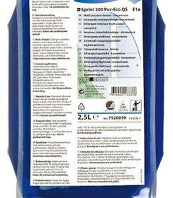 Taski Sprint 200 Pur-Eco QS. 2 x 2,5 ltr