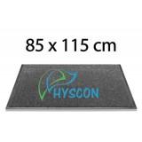 HYSCON Logo Schoonloopmat 85 x 115 cm