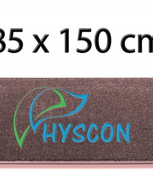 HYSCON Droogloopmat 85 x 150 cm