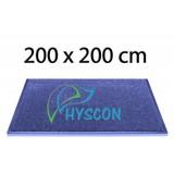 HYSCON Schoonloopmat 200 x 200 cm