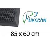 HYSCON Schrapende Buitenmat 85 x 75 cm