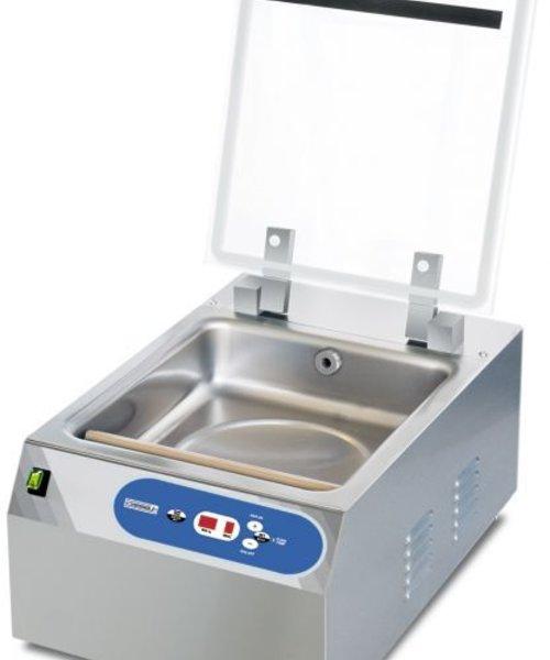 Casselin Vacumeermachine met glazen deksel - 30
