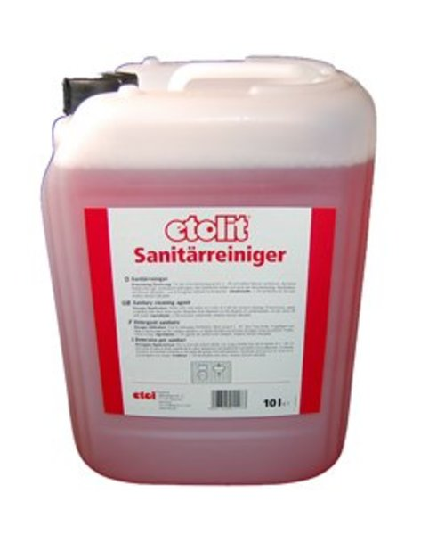 Etol Sanitairreiniger 10 ltr