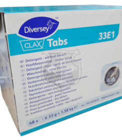 Clax Tabs 33E1 - 48 x 33 gr