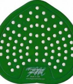Urinoirmat Groen Vinyl met geur