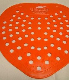 Urinoirmat Rood Vinyl met geur