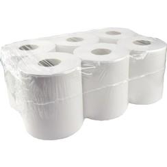 Handdoekrol 1 lgs Recycled 6 stuks