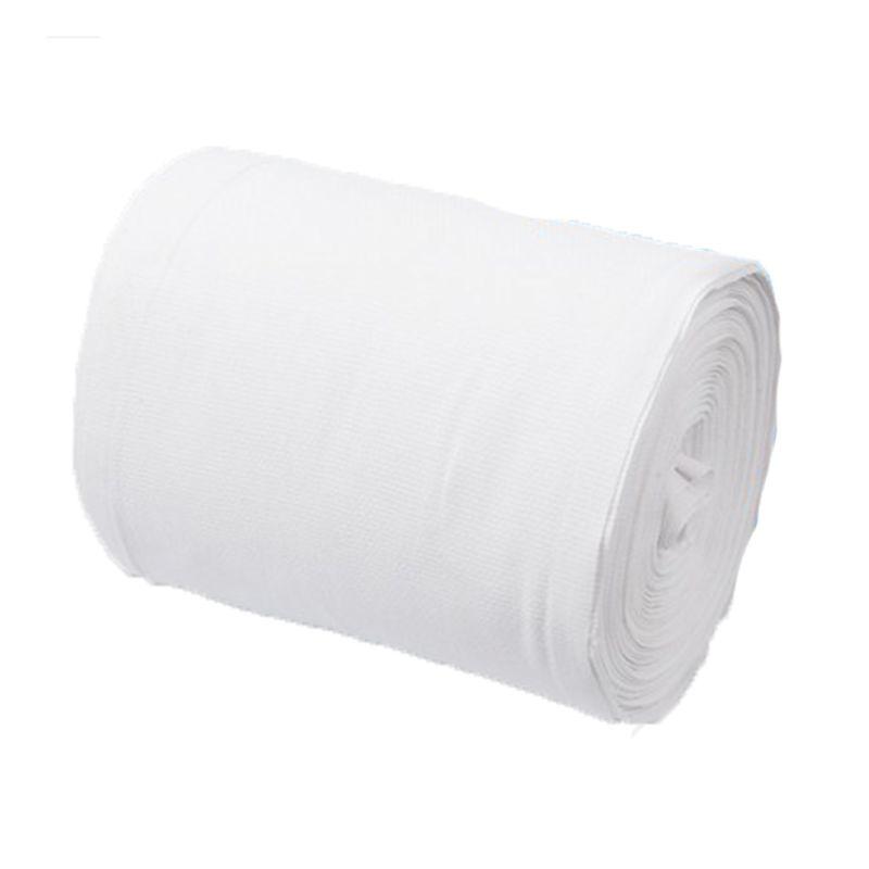 Nieuw Katoenen handdoekrol wit - HYSCONShop alles voor toilet en urinoir KU-41