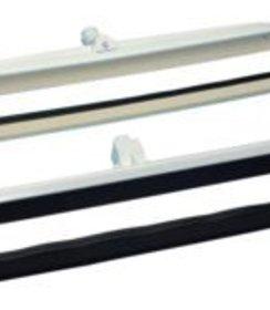 Vloertrekker standaard zwart - 400 mm