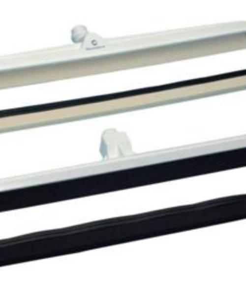 Diversey Vloertrekker standaard met wit rubber - Werkbreedte 600 mm