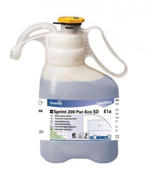 Diversey Taski Sprint 200 Pur-Eco SmartDose - 1,4 ltr