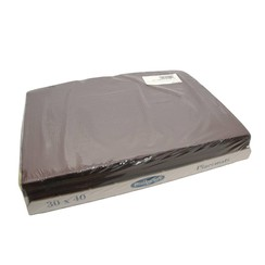 Placemats 35 x 50 - Zwart