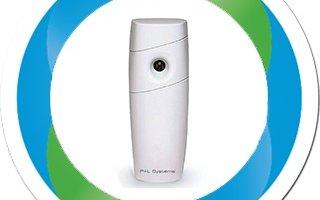 Luchtverfrisser met spray