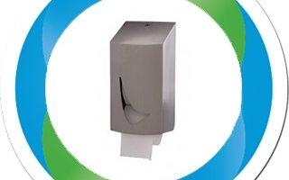 RVS toiletpapier houders