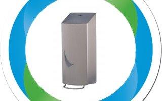 RVS zeepdispensers