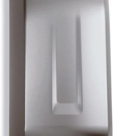 Handdroger Smartflow RVS look