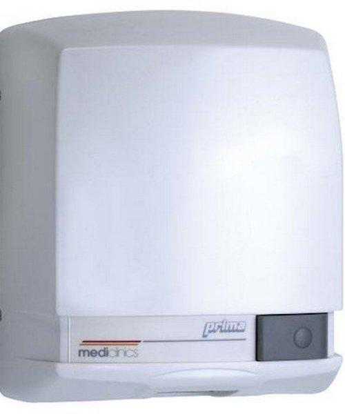 Mediclinics Handdroger Prima M96 wit drukknop