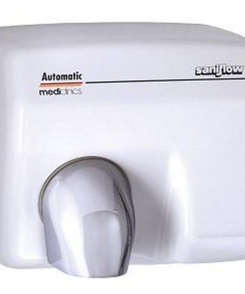 Mediclinics Handendroger Saniflow E05A automatic wit