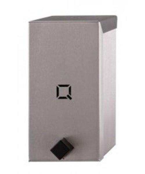 Qbicline Foam zeepdispenser 400ml RVS