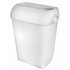 Afvalbak wit 43 ltr