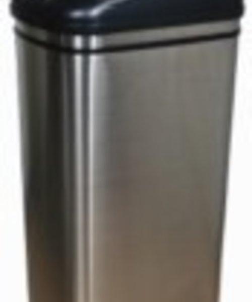 PlastiQline Exclusive Afvalbak automatische 42 lrt RVS
