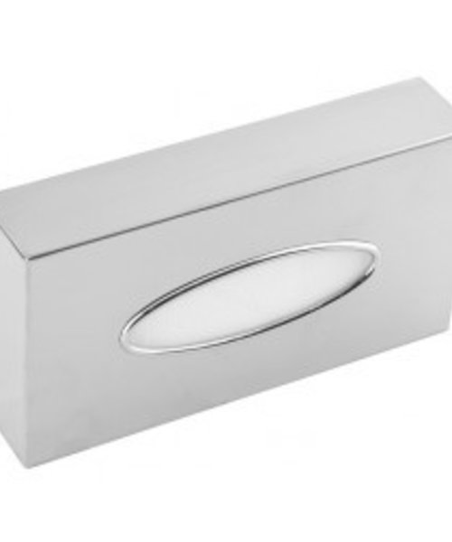 Mediclinics Facial tissue dispenser RVS hooglgans