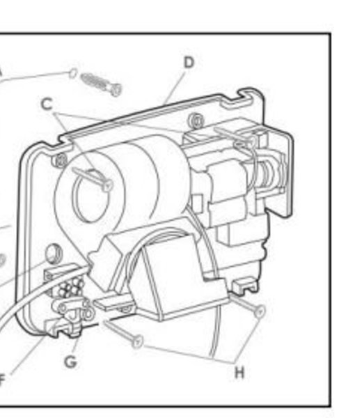 Casselin RVS Handendroger 2500w