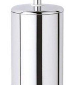 Toiletborstelhouder RvS hoogglans