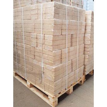 RUF-Weichholzbriketts - 960 kg auf Palette