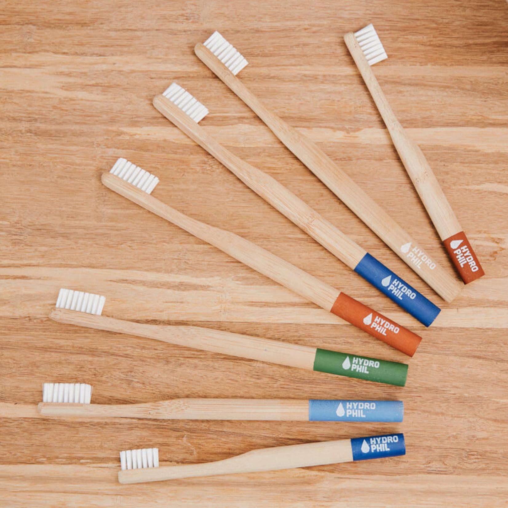 Hydrophil Bambus - Zahnbürsten