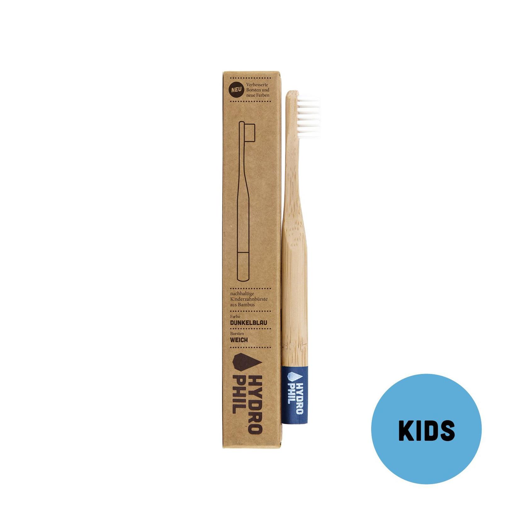 Hydrophil Bambus - Zahnbürsten Hydrophil für Kinder