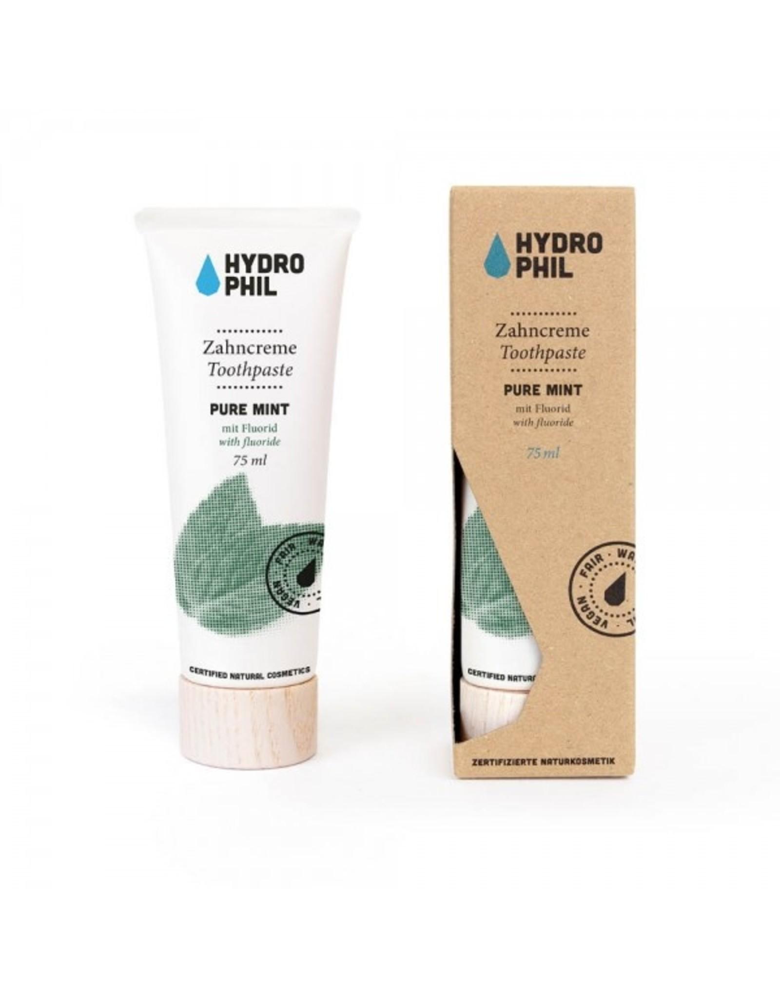 Hydrophil Hydrophil Zahncreme Pure Mint