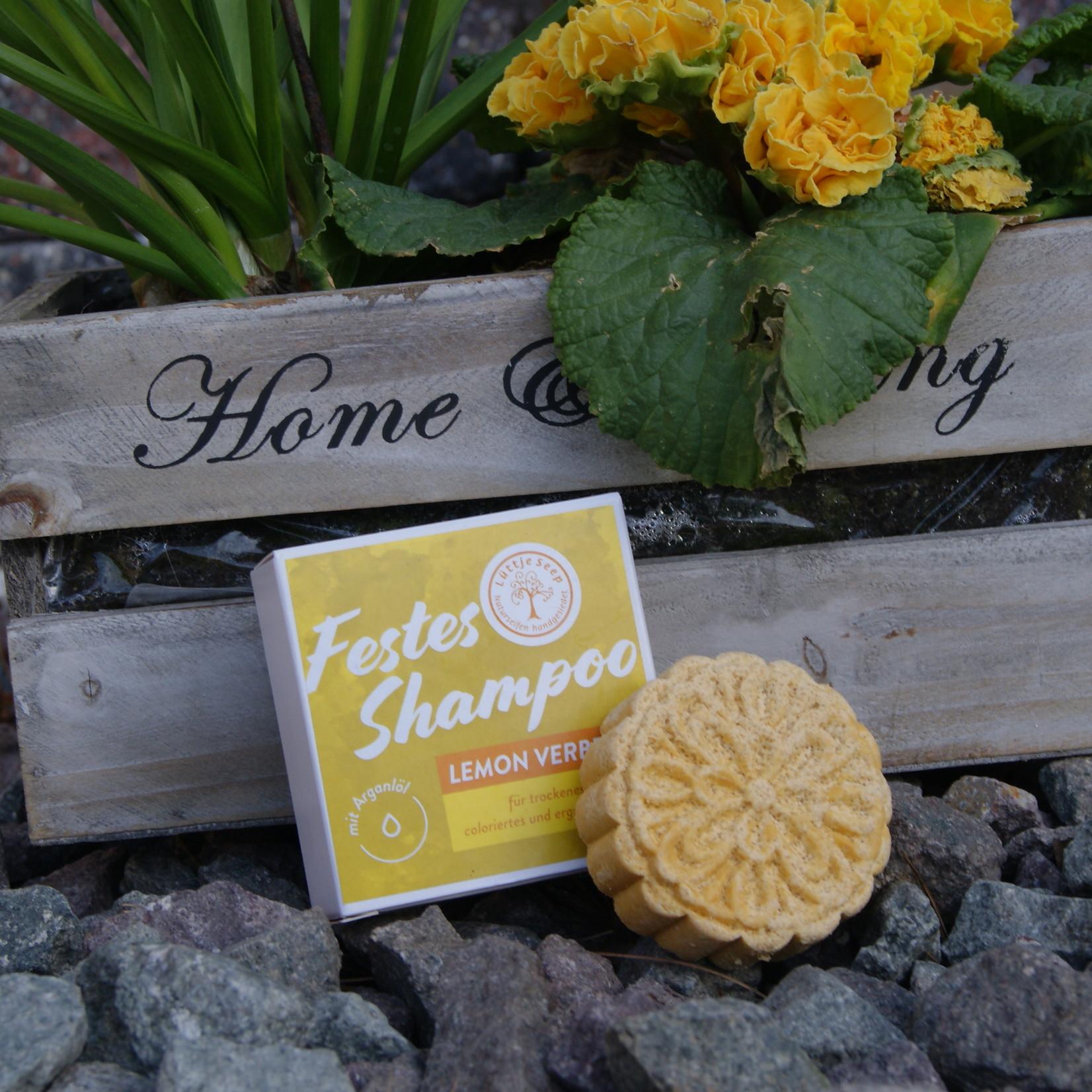Festes Shampoo - Lemon Verbene