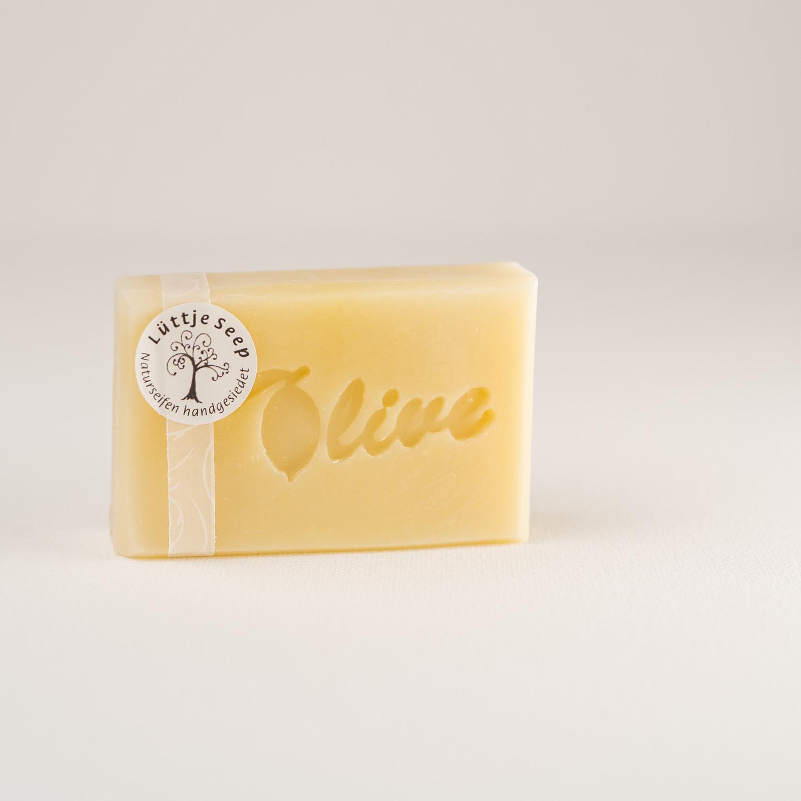 Olivenöl Seife Natur