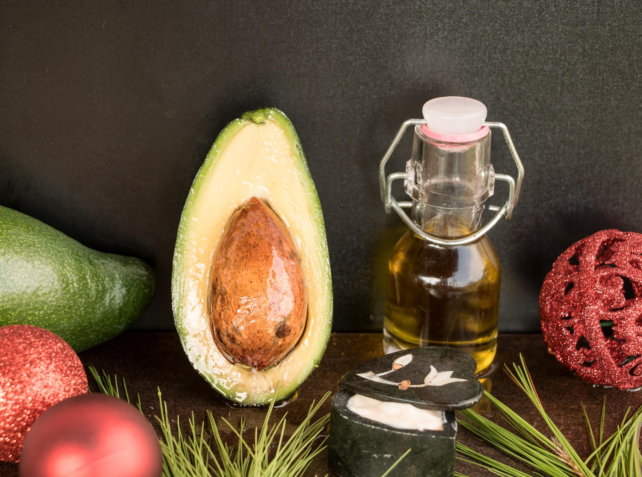 Avocadoöl, Babassuöl und CO