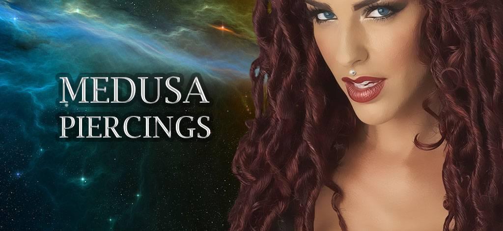 Medusa piercings