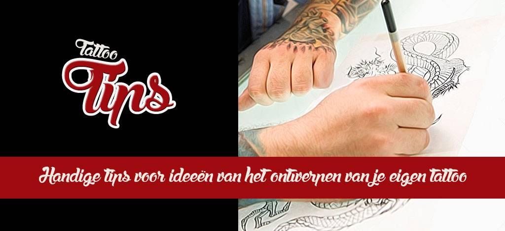 Handige tips voor ideeën van het ontwerpen van je eigen tattoo