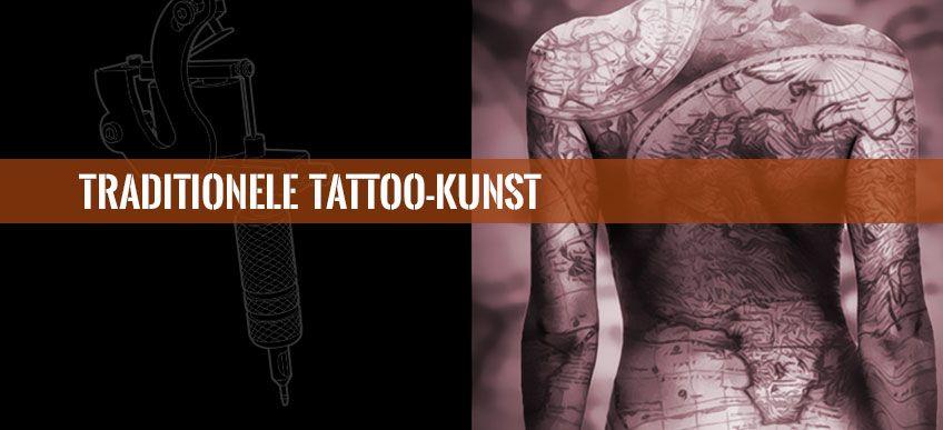Traditionele tattoo-kunst