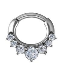 Click Ring - Crystals