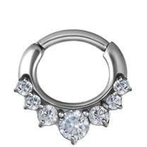 Click Ring - Kristalletjes
