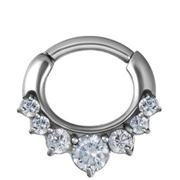 Click Ring - Crystals
