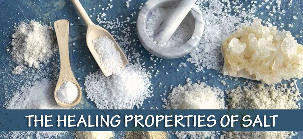 The healing properties of salt