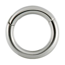Chirurgisch Stalen Segment Ring - Basic (1,2mm)