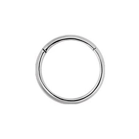 Chirurgisch Stalen Segment Ring Basic (1mm)