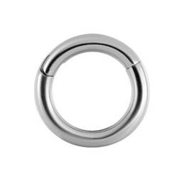 Hinged Conch Segment Ring - (1,2mm)