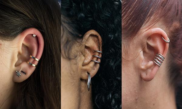 Ear Piercings Piercings Works