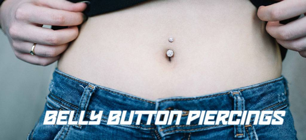 Belly Button Piercing Piercings Works