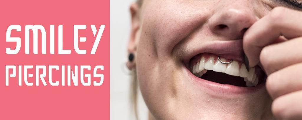 Smiley Piercings